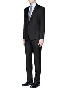 Dolce & Gabbana'Martini' virgin wool twill suit