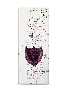 Dom Pérignonx Michael Riedel Dom Pérignon 2004 limited edition Rosé champagne