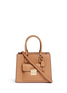 MICHAEL KORS'Bridgette' medium saffiano leather tote