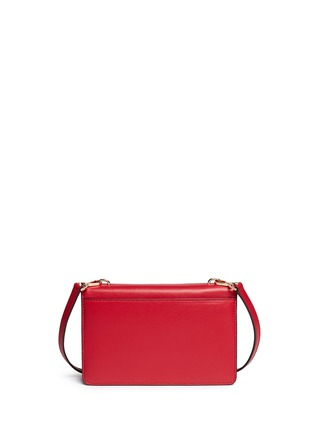 Back View - Click To Enlarge - Michael Kors - 'Sloan' large calf leather crossbody bag