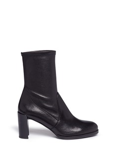 Stuart Weitzman 'Calare' stretch leather boots