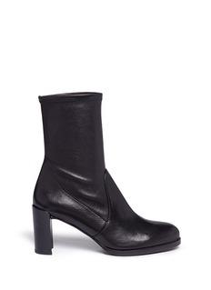 Stuart Weitzman'Calare' stretch leather boots