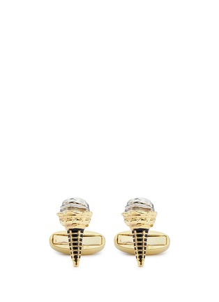 Paul Smith - Ice cream cone cufflinks