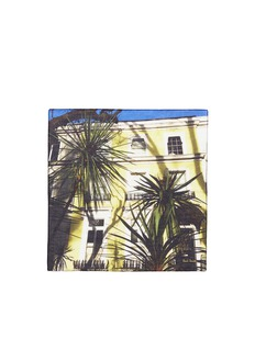 Paul Smith House photo print cotton pocket square