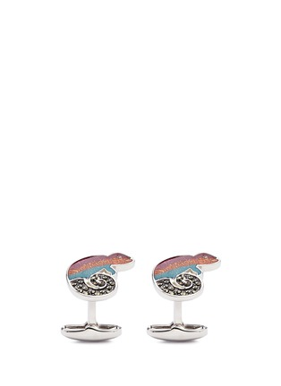 Main View - Click To Enlarge - Paul Smith - Lizard cufflinks