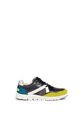 首图 - 点击放大 - DOLCE & GABBANA - 拼接多彩运动鞋