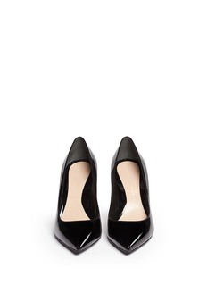 ALEXANDER MCQUEEN Patent leather pumps