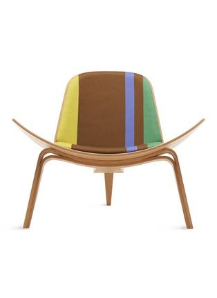 Main View - Click To Enlarge - Carl Hansen & Son - CH07 shell chair