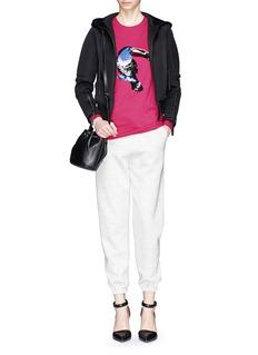 MARKUS LUPFER'Toucan' sequin Natalie sweater