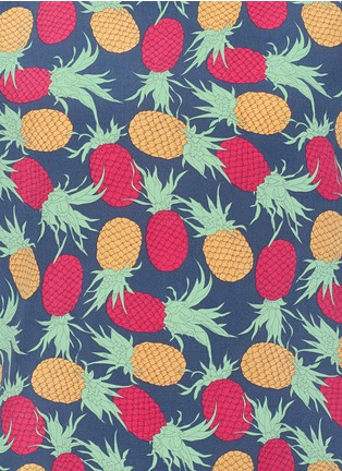 Detail View - Click To Enlarge - Equipment - 'Riley' pineapple print T-shirt