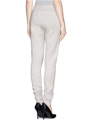 Back View - Click To Enlarge - rag & bone/JEAN - 'Langford' cotton sweatpants