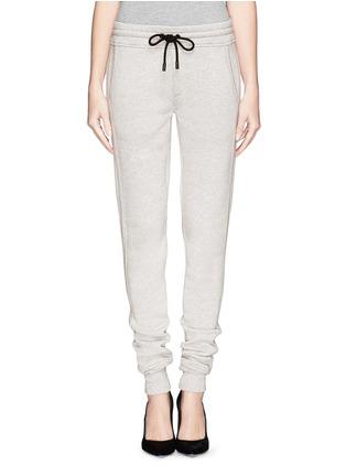 Main View - Click To Enlarge - rag & bone/JEAN - 'Langford' cotton sweatpants