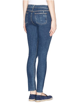 Back View - Click To Enlarge - rag & bone/JEAN - 'Skinny' slim fit jeans