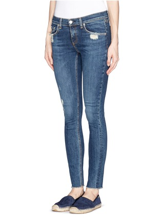 Front View - Click To Enlarge - rag & bone/JEAN - 'Skinny' slim fit jeans