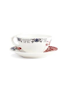 SELETTI 瓷杯与杯碟套组