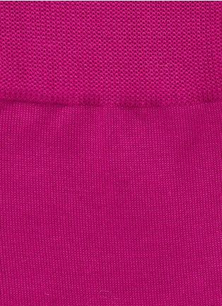 Detail View - Click To Enlarge - FALKE - 'Tiago' split sole socks