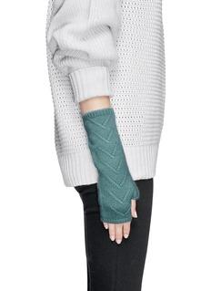 ARMAND DIRADOURIANCashmere arm warmers