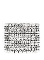 PHILIPPE AUDIBERT 'Neva' flower bead cuff bracelet