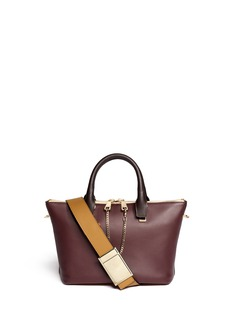 CHLOÉ'Baylee' small leather tote