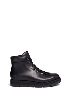 Alexander Wang  'Cole' smooth leather boots