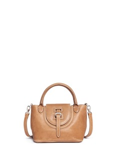 Meli Melo 'Halo' mini leather shoulder bag