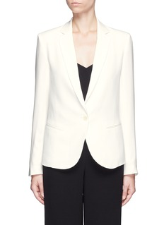 Theory 'Robiva' stretch crepe jacket