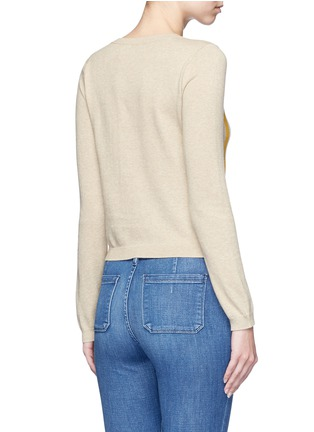 Back View - Click To Enlarge - alice + olivia - 'Stace Face Frida' embellished sweater