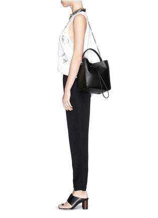 Figure View - Click To Enlarge - 3.1 Phillip Lim - 'Soleil' small drawstring bucket bag