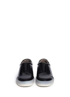 3.1 PHILLIP LIM'Morgan' leather slip-ons