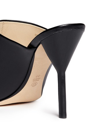 Detail View - Click To Enlarge - 3.1 Phillip Lim - 'Martini' leather mules