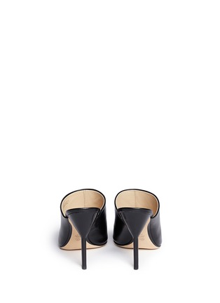Back View - Click To Enlarge - 3.1 Phillip Lim - 'Martini' leather mules