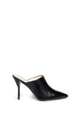 Main View - Click To Enlarge - 3.1 Phillip Lim - 'Martini' leather mules