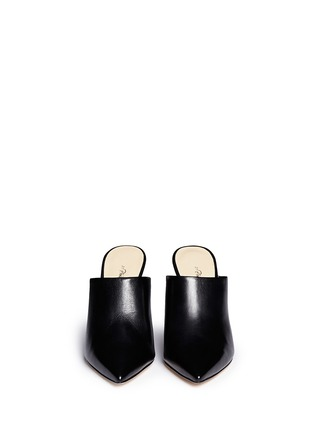 Figure View - Click To Enlarge - 3.1 Phillip Lim - 'Martini' leather mules