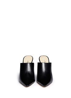 3.1 PHILLIP LIM'Martini' leather mules