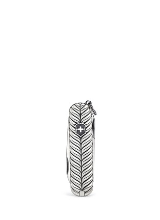 首图 - 点击放大 - DAVID YURMAN  - Chevron Swiss Army® knife