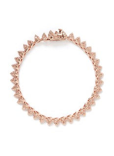 EDDIE BORGOCrystal pavé mini cone tennis bracelet