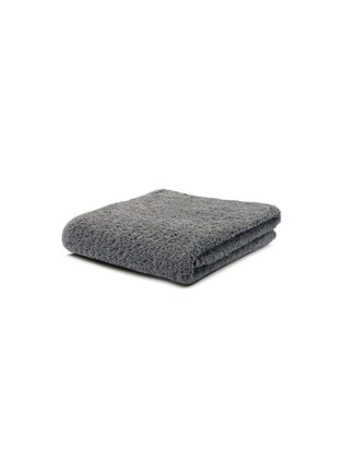 Main View - Click To Enlarge - Abyss - Super Pile hand towel — Gris