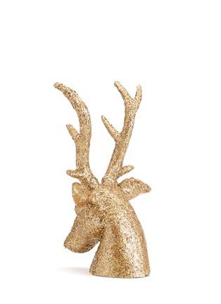 Figure View - Click To Enlarge - ELIOT RAFFIT - Reindeer Christmas Ornament