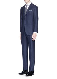 TomorrowlandNotch lapel wool suit