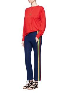 Isabel Marant Étoile'Klowi' linen sweater
