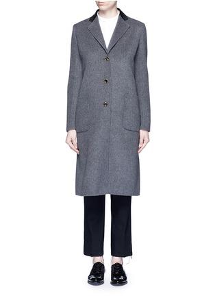 首图 - 点击放大 - AGNONA - 羊绒长大衣