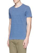 'Signature' stitch stripe T-shirt