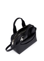 'Rogue' small leather satchel