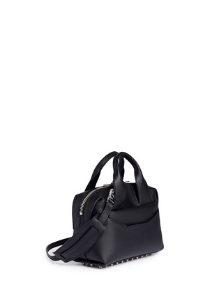 Front View - Click To Enlarge - Alexander Wang  - 'Rogue' small leather satchel