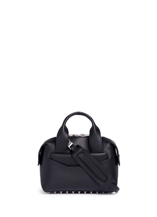 Main View - Click To Enlarge - Alexander Wang  - 'Rogue' small leather satchel