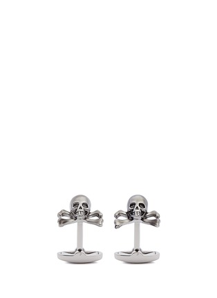 Main View - Click To Enlarge - Paul Smith - Skull stud cufflinks