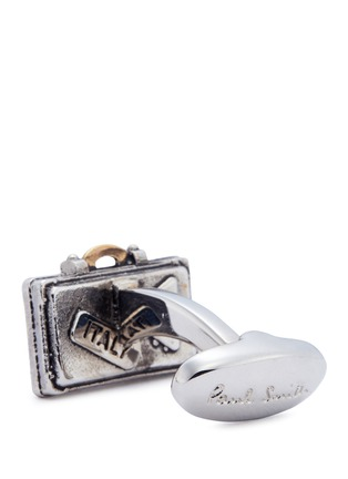 Detail View - Click To Enlarge - Paul Smith - Camera and suitcase cufflinks
