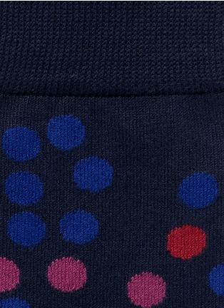 Paul Smith-Falling polka dot socks