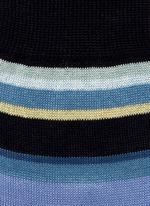 'Mill stripe' socks