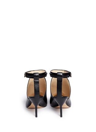 Back View - Click To Enlarge - 3.1 Phillip Lim - 'Martini' cutout leather pumps